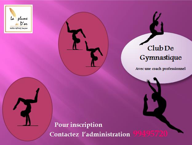 Club De Gymnastique