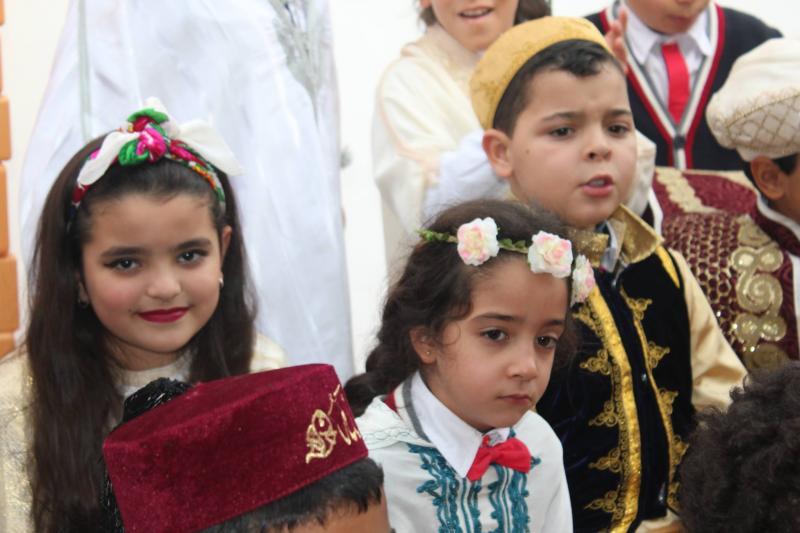 متفرقات من الاحتفال بالمولد النبوي الشريف